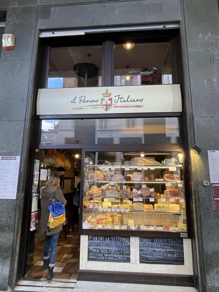 Panino Italiano in Genua