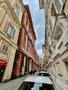 Palazzo Rosso und Palazzo Bianco Genua